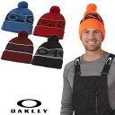 ニット帽 2017 日本正規品 OAKLEY オークリー FACTORY CUFF ファクトリー カフ ビーニー ニットキャップ 911432