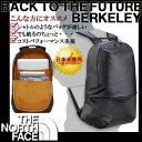 【送料無料】 20L リュック ビジネスバッグ ザノースフェィス THE NORTH FACE バックトゥザフューチャー バークレー バックパック メンズ レディース