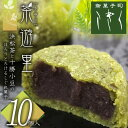 静岡 浜松 銘菓 茶遊里(さゆり) 10個入り 和菓子 生菓子 詰め合わせ お取り寄せ あんこ 高