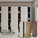 リビング壁面収納 本棚 【日本製】 シンプルデザインがスタイリッシュで便利なドアタイプの壁面収納! プッシュ開閉式扉 左開き右開きに設定できる扉 扉で隠せてスッキリ収納 大事なコレクションを扉で守る【RCP】02P03Dec16