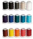 ダブルロー引き糸 0番手 50m巻 誠和/SEIWA【レザークラフト 糸 手縫い糸】