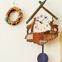 かわいいシルエット掛け時計 -CROTONE- [掛け時計 壁掛け時計 壁掛け振り子時計 壁掛振り子時計 壁掛け振子時計 壁掛振子時計 レトロ 可愛い こども部...