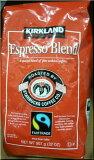 【KS カークランドスグネチャー  スターバックス】スタバ コーヒー豆《赤》 ロースト エスプレッソ ブレンド 【STARBUCKS COFFEE  Espresso Blend