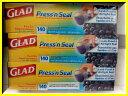 【グラッド】GLAD PRESS'N SEAL プレス シール(プレスンシール)30cmX43.4m×3個【コストコ通販】