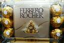 【30個お徳用】【バレンタインデー】FERREROROCHER【フェレロ ロシェ】チョコレート 30個入りお徳用パック 【FERRERORondnoir】【コストコ通販】