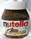 大750g入り ヌテラ へーゼルナッツ ココア入り【nutella】【NUTELLA】 (チョコレート