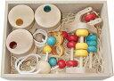 【名入れ対応可】[赤ちゃんのおもちゃ箱セット(Dタイプ)]大人気 赤ちゃんのための木のおもちゃ 見て触って考えて五感に働きかける玩具です。インテリアにもgood♪【名入れ対応可】赤ちゃんのおもちゃ箱セット(Dタイプ)( 木のおもちゃ 知育玩具 インテリアにもgood♪)ベビー、0才、0歳、1才、2才、3才〜出産祝いにお薦め♪送料無料 男の子&女の子【あす楽対応】 【楽ギフ_包装選択】 【楽ギフ_名入れ】10P21dec10