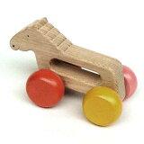 【名入れ可】がらがら馬(押しぐるま 愉快で楽しい木のおもちゃ 日本製 )押し車 カタカタ 知育玩具 誕生祝い 赤ちゃんおもちゃ おしぐるま 6ヶ月 1歳 2歳 3歳 誕生日ギフト