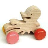 【名入れ可】つっぱりタコ (押しぐるま 愉快で楽しい木のおもちゃ 日本製 )押し車 カタカタ 知育玩具 誕生祝い 赤ちゃんおもちゃ おしぐるま 6ヶ月 1歳 2歳 3歳 誕生日ギフ