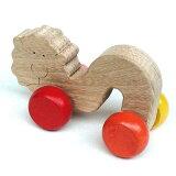 【名入れ可】いもむしライオン 押しぐるま 愉快で楽しい木のおもちゃ 日本製 押し車 カタカタ 知育玩具 誕生祝い 赤ちゃんおもちゃ カタカタ 6ヶ月 9ヶ月 1歳 2歳 3歳 幼児