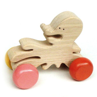 Cool Octopus Wooden Toys (Ginga Kobo Toys) Japan