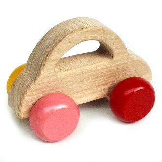Bumper Car Wooden To