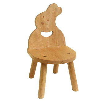 Bunny Chair Wooden Toys (Ginga Kobo Toys) Japan