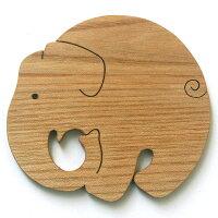 【名入れ可】●真面目な象 遊び心いっぱいの木のコースター 木のおもちゃ 実用的 おもしろ積み木 国産材 バリアフリー 木工職人手作り お使いもの 木育 家庭 おしゃれなカフェ ショップ 赤ちゃん おもちゃ 木育 安全