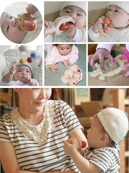 赤ちゃんのおもちゃ箱セット(Cタイプ)木のおもちゃ知育玩具1才2才出産祝いにお薦め歯がためはがためおしゃぶり赤ちゃんおもちゃ名入れ可がらがら男の子&女の子送料無料