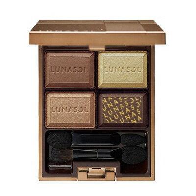 LUNASOL ルナソルセレクション・ドゥ・ショコラ アイズ #02 Chocolat Amer5.5g