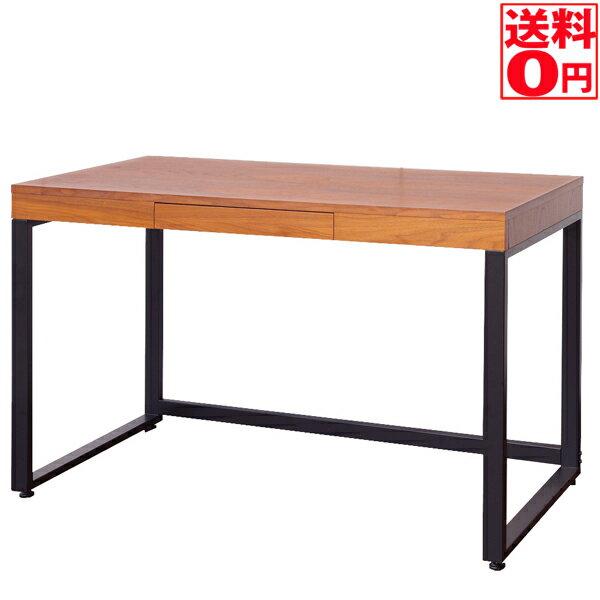 【送料無料】 Walnut Desk ウォールナットデスク 幅110cm  T-2546BR 12/1入荷!