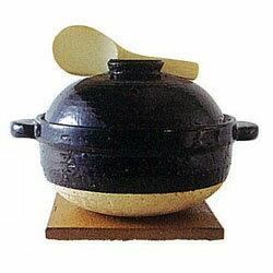 【在庫あり】【送料無料】長谷園かまどさん 3合炊きCT-01【長谷製陶】