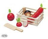 CE適合品 木のおもちゃフルーツBOX 6P15773-005