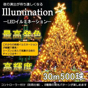 イルミネーション クリスマス パーティ デコレーション