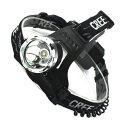 ヘッドライト LED 防災 防水 強力 LEDヘッドライト 充電式 CREE アウトドア 登山 LE...