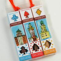 【横浜 土産 通販】横浜三塔物語(チョコチップ・アールグレイナッツ・オレンジの3種類のスティックケーキ) | 三陽物産