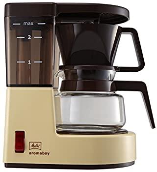 Melitta(メリタ) コーヒーメーカー アロマボーイ 1杯用 MKM-251/C