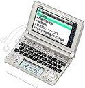 【中古】CASIO Ex-word 電子辞書 XD-A6800