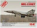 【中古】ICM 1/72 ソビエト連邦軍 ミグ MiG-25 RBT 戦闘機 プラモデル 72172