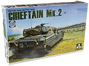 【中古】TAKOM 1/35 イギリス 主力戦車 チーフテン Mk.2 プラモデル TKO2040