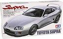 【中古】タミヤ 1/24 スポーツカーシリーズ No.123 トヨタ スープラ プラモデル 24123