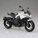 【中古】スカイネット 1/12 完成品バイク スズキ GSX-S1000S KATANA メタリックミスティックシルバー