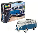 【中古】ドイツレベル 1/16 VW タイプ2 T1 サンババス プラモデル