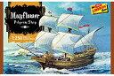 【中古】プラッツ HL215 1/250 帆船 メイフラワー号 新天地アメリカへ