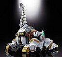 【中古】超合金魂 GX-85 キングブラキオン 全高約290mm 全長約410mm ABS&ダイキャスト&PVC製 塗装済み可動フィギュア