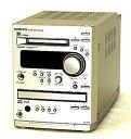 【中古】FR-N3X CD/MDチューナーアンプ ミニコンポシステム X-N3Xのセンターユニット