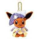 【中古】ポケモンセンターオリジナル マスコット Pokemon Halloween Circus イーブイ