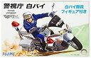 【中古】フジミ模型 1/12 バイクシリーズ Honda VFR800P 白バイ プラモデル Bike-4