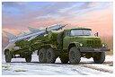 【中古】トランペッター 1/35 ソビエト連邦軍 SA-2 ガイドライン/Zil-131Vトラック プラモデル 01033