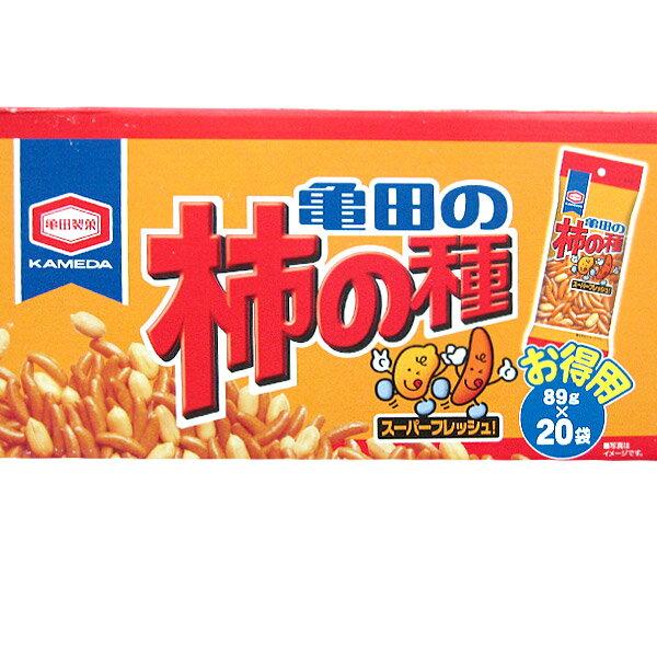 コストコ亀田製菓ボックス亀田の柿の種(75gX20バッグ)goodmall costco和菓子/ラッ