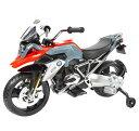 【送料無料】子供用 三輪電動バイク ヘッドライト,サウンドの機能付き!本格的電動バイク Rollplay BMW 6V Motorcycle