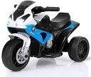 【送料無料】3色からお選びください!子供用 三輪電動バイク ヘッドライト,サウンドの機能付き!本格的電動バイク Costzon BMWオフィシャル商品