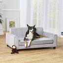 ショッピングソファーベッド Enchanted Home Pet Ludlow Dog Sofa Bed Gray 42