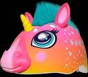 Raskullz 虹色 ユニコーン ヘルメット Child 5+ (50-54cm) Furry Pink 子供用 自転車 ヘルメット【送料無料】【代引不可】【あす楽..