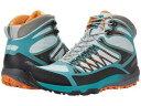 ショッピングゾロ 送料無料 アゾロ Asolo レディース 女性用 シューズ 靴 ブーツ ハイキング トレッキング Grid Mid GV - Sky Grey/North Sea