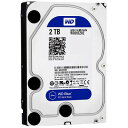 Western Digital WD20EZRZ-RT [2TB/3.5インチ内蔵ハードディスク] [5400rpm] WD Blueシリーズ / SATA 6Gb/s接続