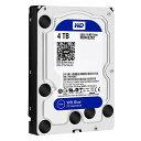 Western Digital WD40EZRZ-RT [4TB/3.5インチ内蔵ハードディスク] [5400rpm] WD Blueシリーズ / SATA 6...