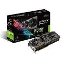 ASUS STRIX-GTX1070-O8G-GAMING GeForce GTX 1070グラフィックボード オリジナル冷却ファン搭載
