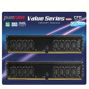CFD W4U2400PS-8G Panram DDR4-2400 デスクトップ用メモリ DIMM 8GB 2枚組