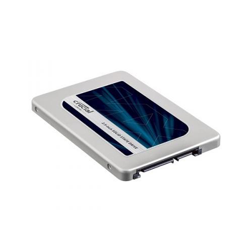 Crucial CT525MX300SSD1 525GB SSD Crucial MX300 シリーズ SATA接続 SSD (525GB) 3D TLC NANDフラッシューメモリーを搭載した2.5インチSSD